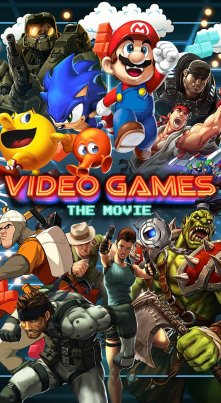 Video Games Movie