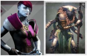 Petra Venj & Variks the Loyal